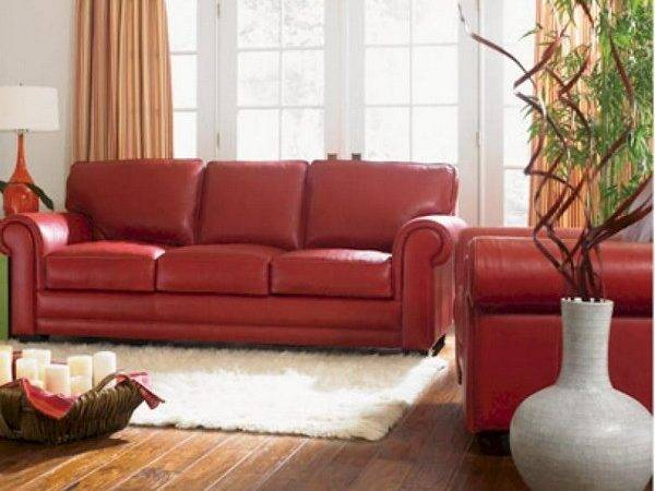 Living Room Ideas Red Couch Modern House