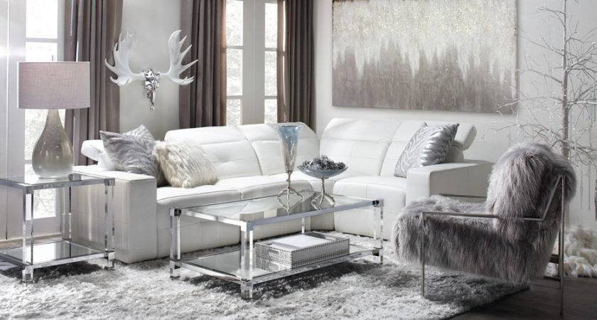 Living Room Inspiration Milan Leather Sofa Sectional