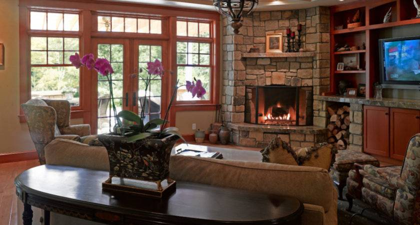 Living Room Interesting Fireplace Designs Simple