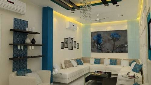 Living Room Interior Decoration Services Sector