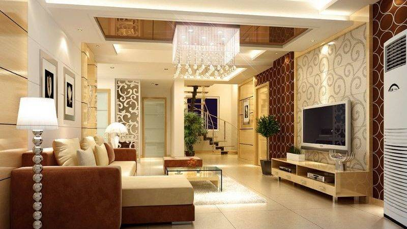 Living Room Interior Design India Home