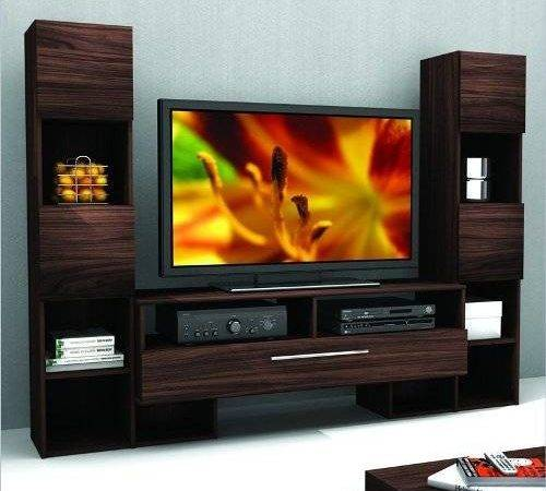 Living Room Lcd Wall Unit Design Ideas Home Decor