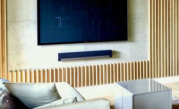 Living Room Panels Wall Latest Lcd