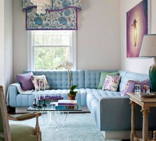 Living Room Pastels Panda House
