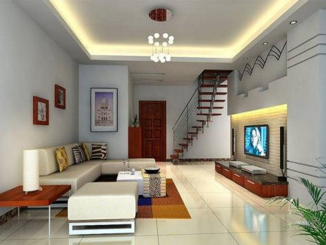 Living Room Pop Ceiling Designs Fresh Nice Simple