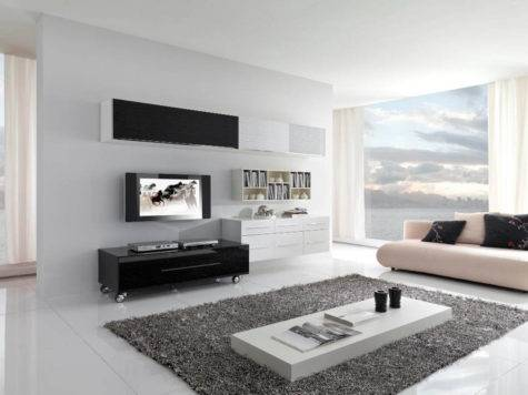 Living Room Simple Design Modern