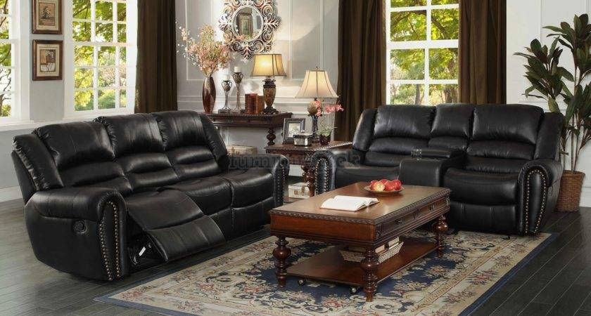 Living Room Stunning Black Couch Furniture