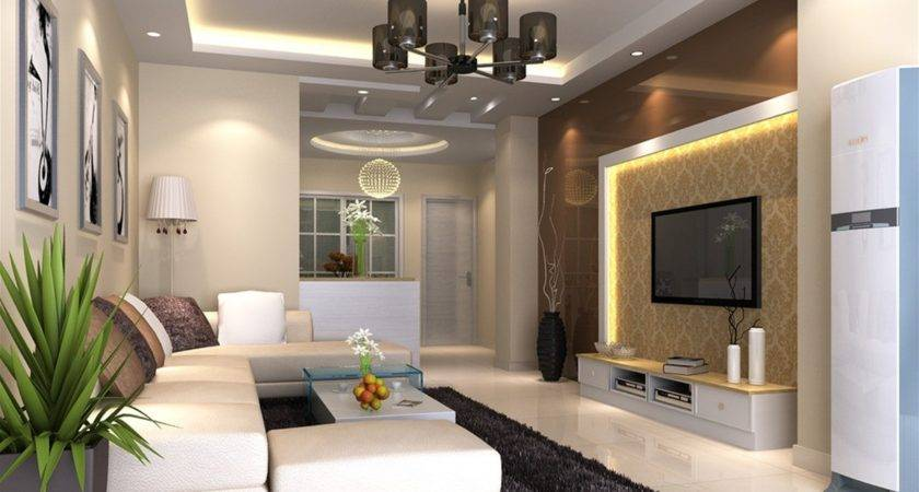 Living Room Style House