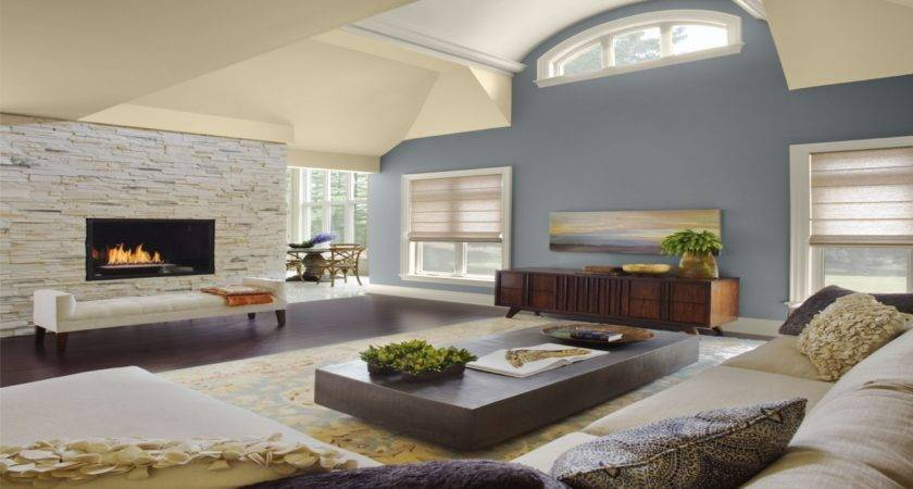 Living Room Themes Great Paint Color Ideas