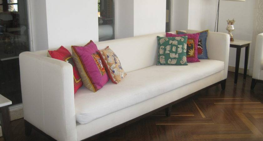 Living Room Throw Pillows Couch Decorative