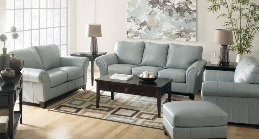 Living Room Top Leather Furniture