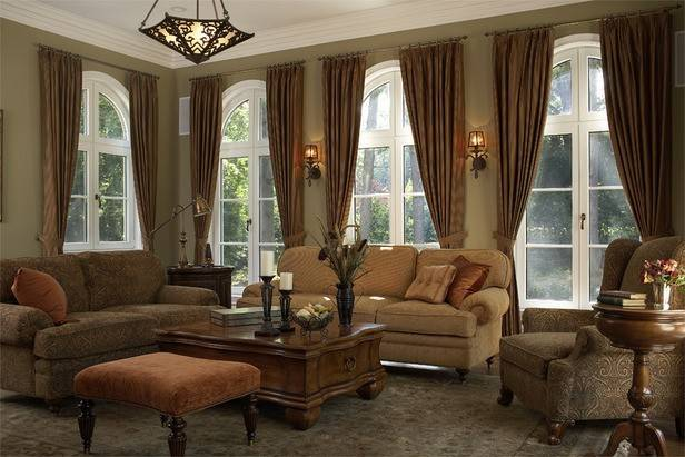 Living Room Traditional Colors Color Schemes