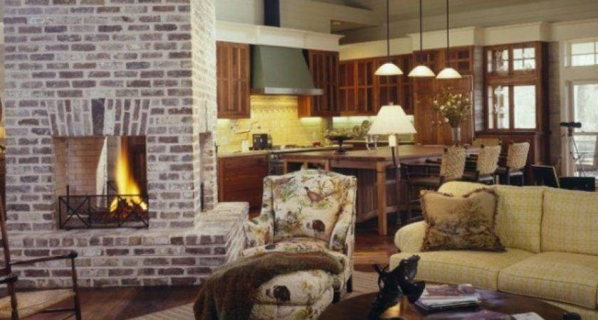 Living Room Traditional Ideas Fireplace