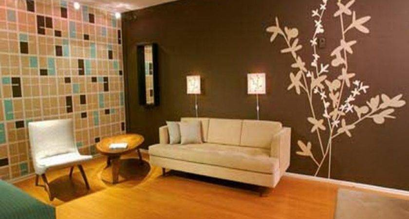 Living Room Wall Decorating Ideas Decorations Inside