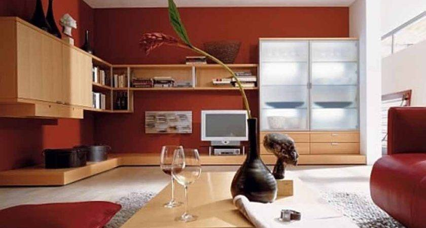 Living Room Wall Paint Color Schemes