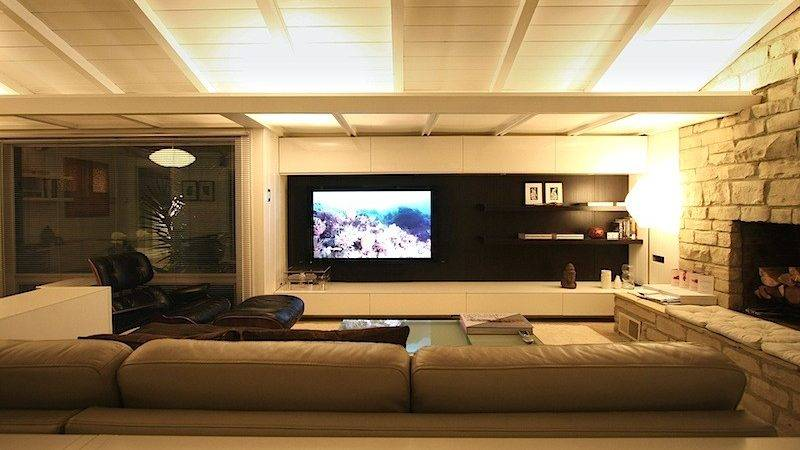 Living Room Wall System Ikea Hackers