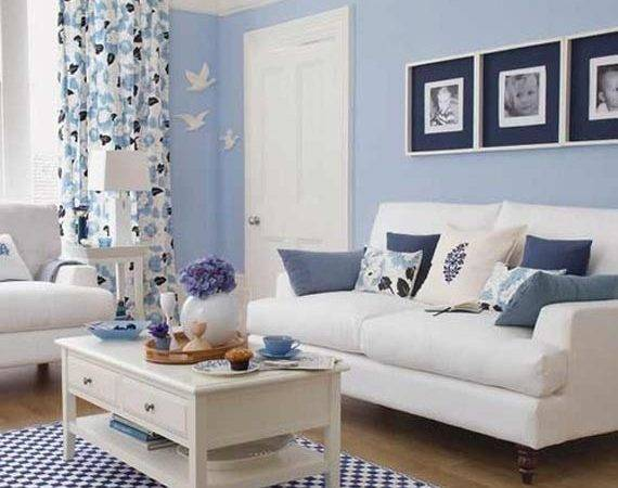 Living Room White Wall Decoration Ideas Archives House