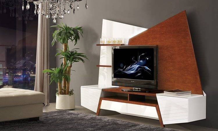 Living Room Wooden Furniture Chinese Stand Design