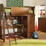 Loft Bed Desk Storageherpowerhustle