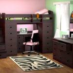 Loft Beds Low Desk Dresser