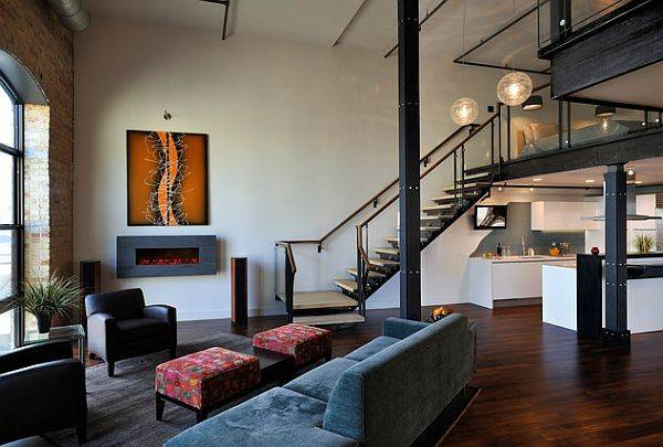 Loft Decorating Ideas Five Things Consider