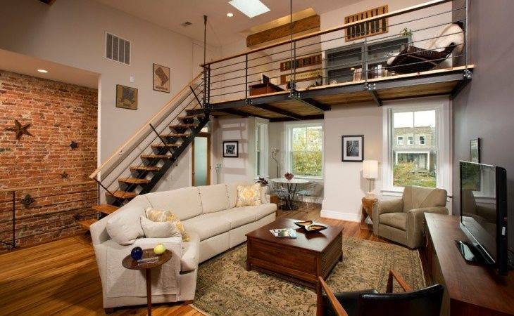 Loft Living Room Designs Ideas Design Trends
