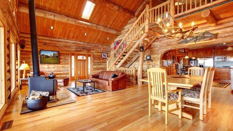 Log Homes Cabins Articles Information House Plans