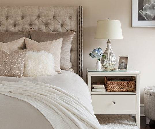 Long Island Home Transitional Bedroom New York