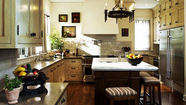 Look Kitchen Interior Design