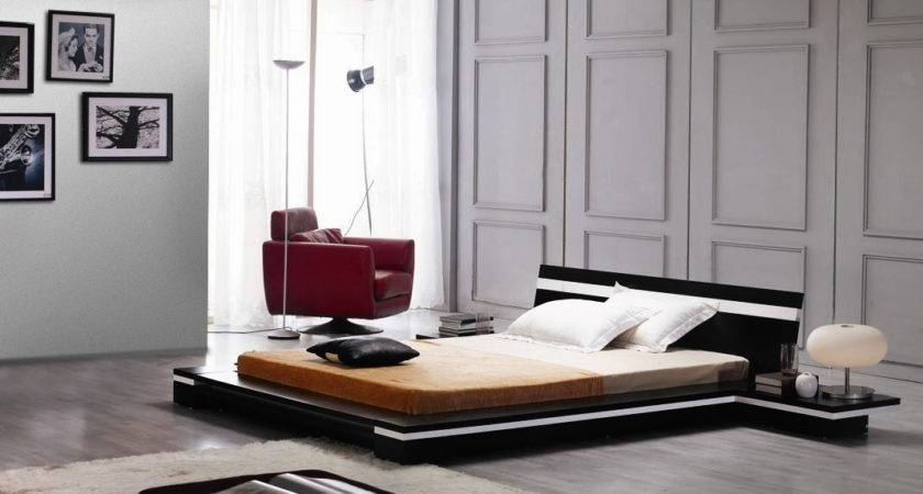 Look Modern Platform Bed Furniture Blog