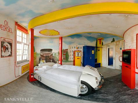 Love Car Ideas Themed Boys Rooms