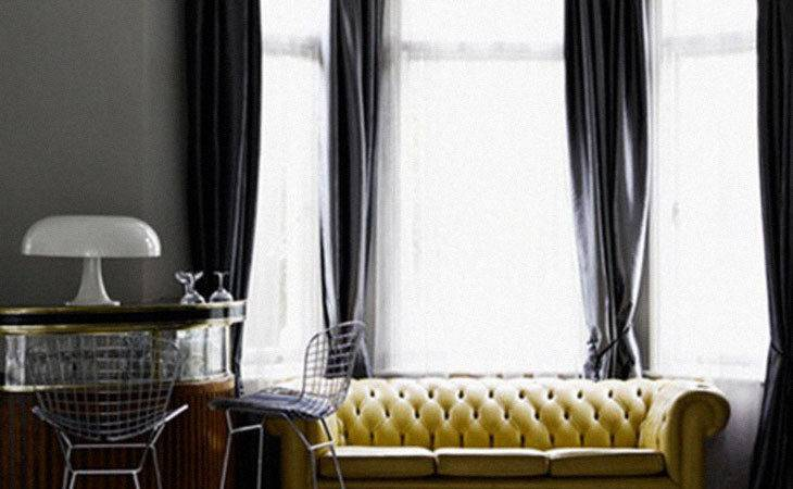 Love Curtains Best Loved Grey