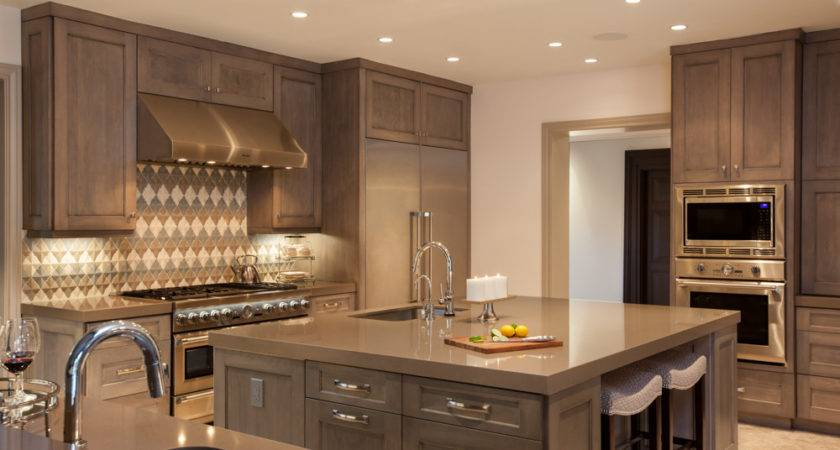 Lovely Fabulous Transitional Kitchen Designs
