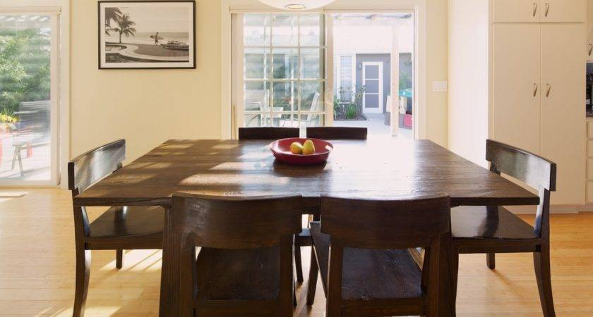 Lovely Glass Dining Table Set Decorating Ideas