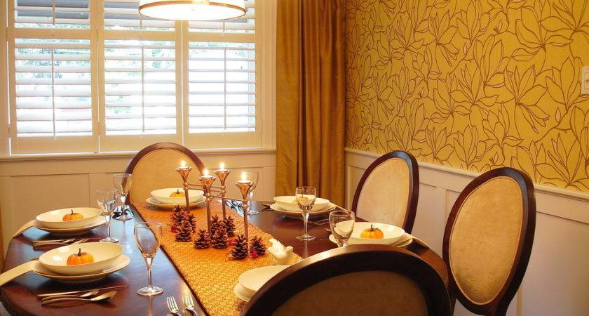 Lovely Thanksgiving Table Setting Ideas Decorating