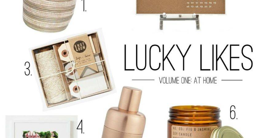 Lucky Likes Volume One Favorite Home Decor