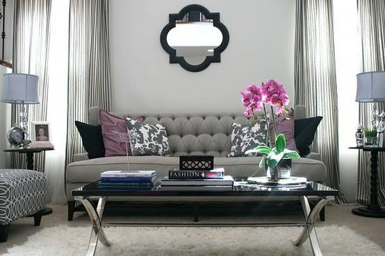 Lush Fab Glam Blogazine Home Decor Ideas Knew Grey