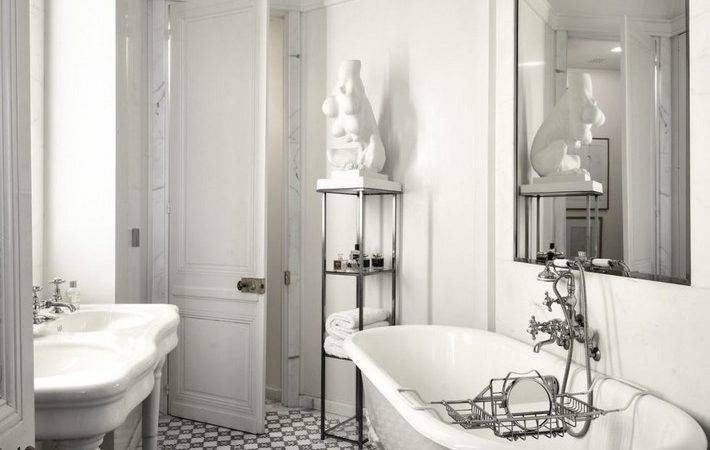 Luxurious Bathtubs Modern Bathrooms