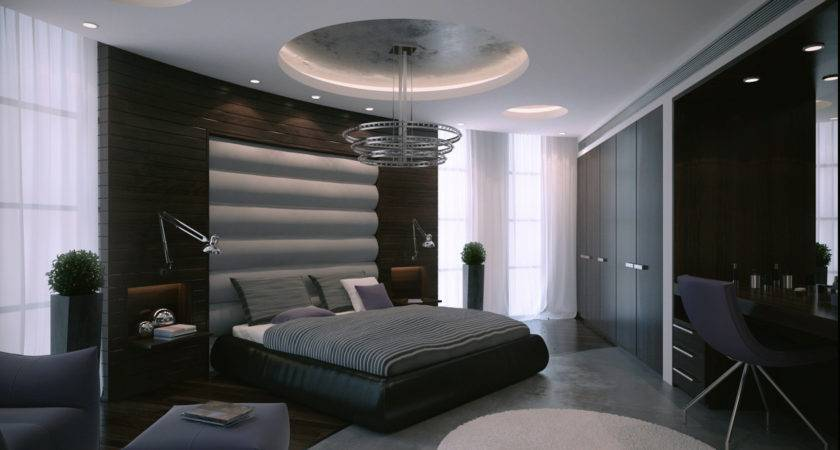 Luxurious Bedroom Design Interior Ideas