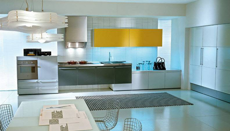 Luxurious Italian Kitchens Pedini