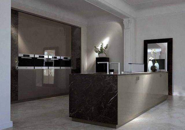 Luxurious Kitchens Fendi Casa Kitchen Design
