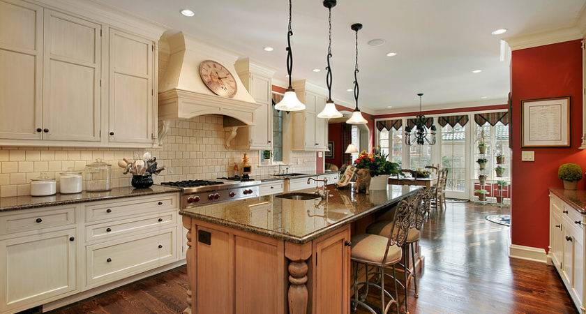 Luxury Galley Kitchen Design Ideas