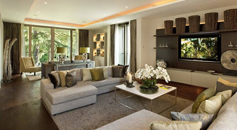 Luxury Living Rooms Decoration Ideas
