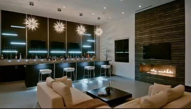 Luxury Modern House Hollywood Hills Contemporary