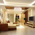 Luxury Pop Fall Ceiling Design Ideas Living Room