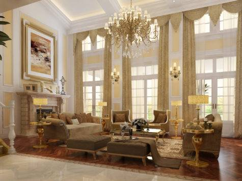 Luxury Sitting Rooms Home Design Ideas