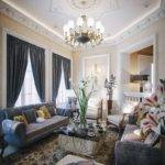 Luxury Villa Living Room Interior Design Ideas