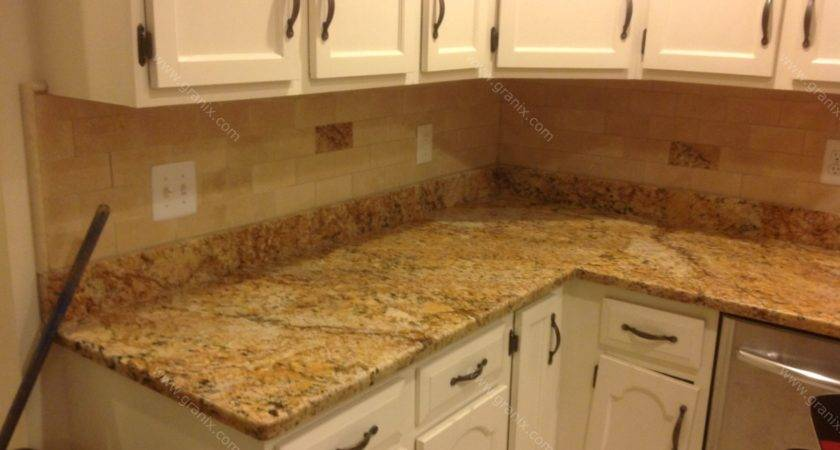 Mac Before After Solarius Granite Countertop