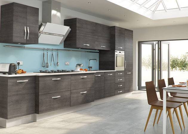 Mad Grey Kitchens
