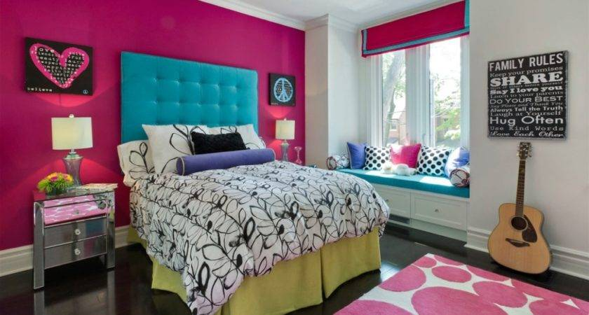 Magenta Bedroom Paint Color Home Decorating Trends Homedit